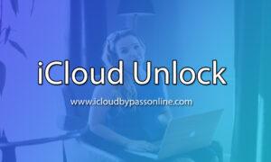 What do you think you do with an iCloud Unlock accomplish?